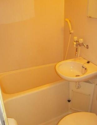 【浴室】むつみ荘