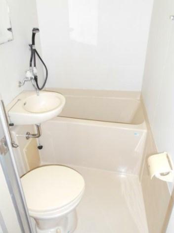 【浴室】ピソブランコ
