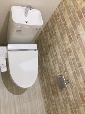 【トイレ】フジパレス吹屋町