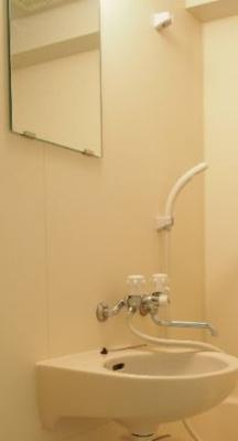 【洗面所】ルーブル恵比寿サウスガーデン