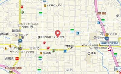 【地図】スペランツァ ウーノ