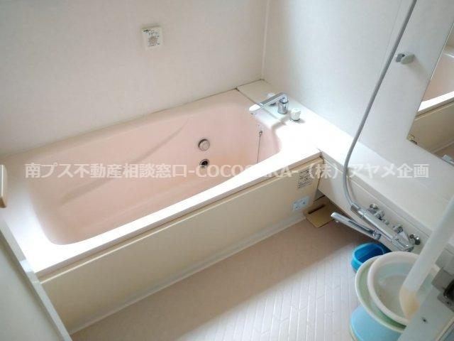 お風呂は一度リフォームされています!