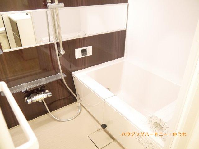 【浴室】キャニオンビュー成増