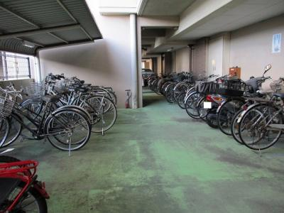 【駐輪場】アール・フォーレ戸畑駅東1番館(No.760)