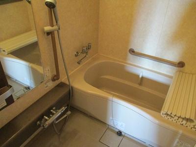 【浴室】アール・フォーレ戸畑駅東1番館(No.760)