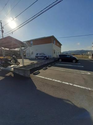 【駐車場】ドマーニ三隈A
