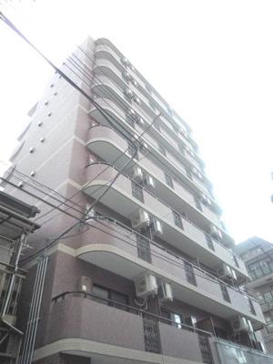 平沼橋駅徒歩2分の駅近マンションです。