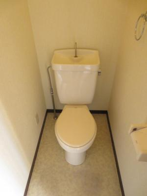 【トイレ】アネックス木場B棟