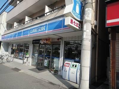 ローソン大阪府立大前店 299m
