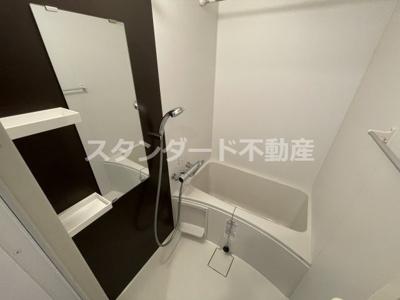 【浴室】フォーリアライズ梅田レーベン