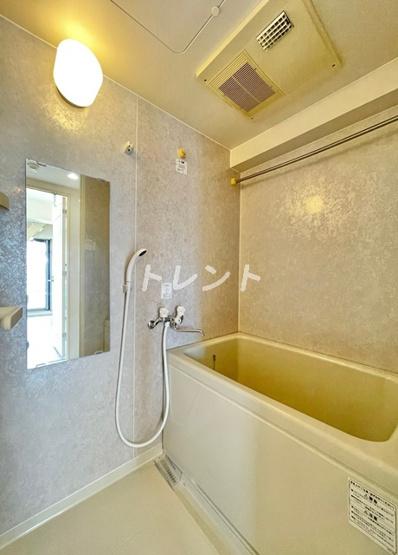 【浴室】エルヴィータ代々木