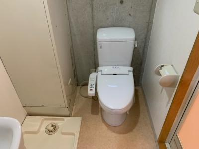 【トイレ】プロスパーハイツ深井