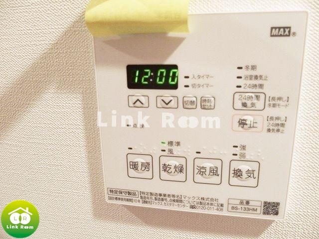 【設備】クラスタ東陽町