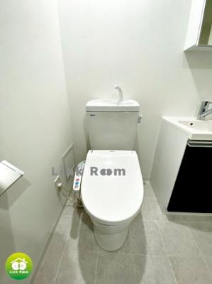 【トイレ】アイルカナーレ門前仲町