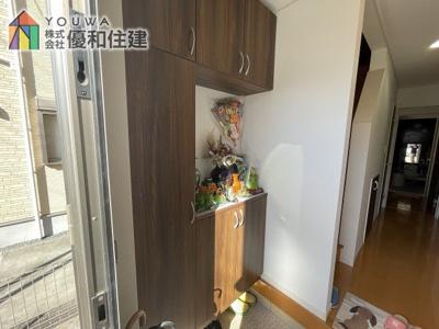 【玄関】神戸市西区伊川谷町有瀬 平成24年築の戸建住宅