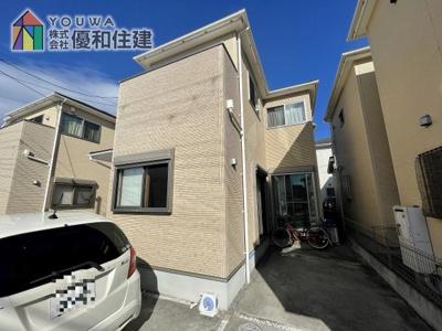 【外観】神戸市西区伊川谷町有瀬 平成24年築の戸建住宅