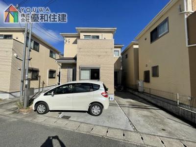 【駐車場】神戸市西区伊川谷町有瀬 平成24年築の戸建住宅