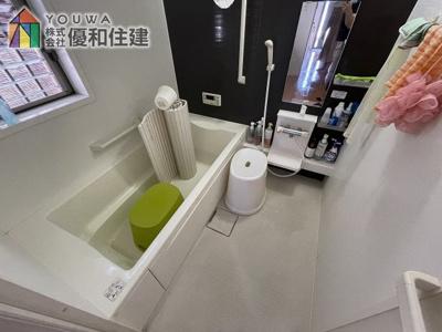 【浴室】神戸市西区伊川谷町有瀬 平成24年築の戸建住宅