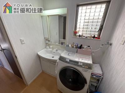 【独立洗面台】神戸市西区伊川谷町有瀬 平成24年築の戸建住宅