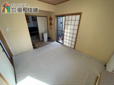 【和室】神戸市西区伊川谷町有瀬 平成24年築の戸建住宅