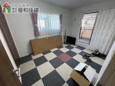 【洋室】神戸市西区伊川谷町有瀬 平成24年築の戸建住宅