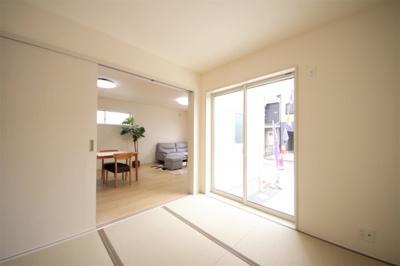 1号棟 和室スペース