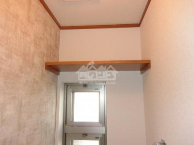トイレの上棚・ヴァリ初台