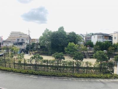 【展望】ブリリアシティ千里丘F棟