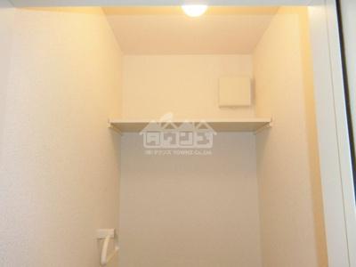 トイレの上棚・メゾン雅