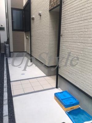 【エントランス】ハーモニーテラス竹の塚イースト