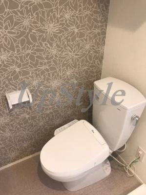 【トイレ】ハーモニーテラス竹の塚イースト