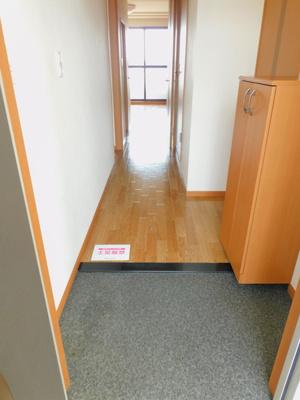 【玄関】ベル・クオレ
