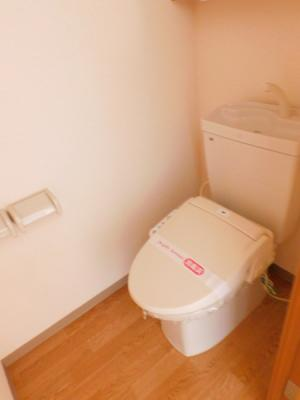 【トイレ】ベル・クオレ