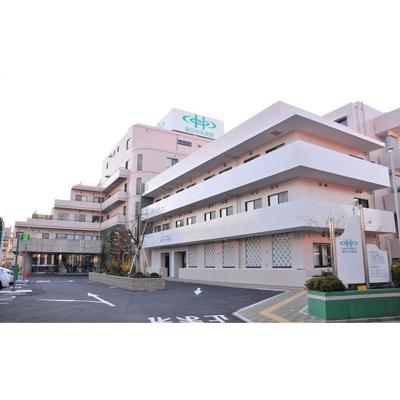 病院「慈光会堀切中央病院まで708m」慈光会堀切中央病院