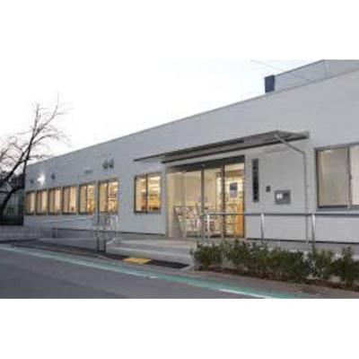 図書館「葛飾区立こすげ地区図書館まで512m」葛飾区立こすげ地区図書館