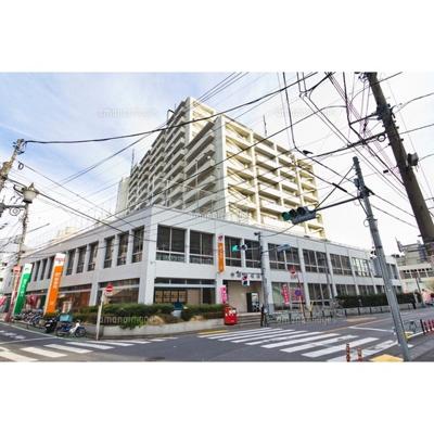 郵便局「中野郵便局まで553m」