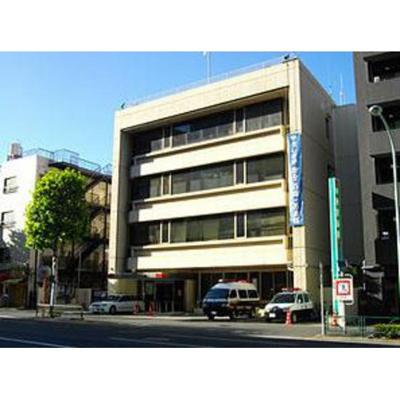 警察署・交番「中野警察署まで498m」中野警察署