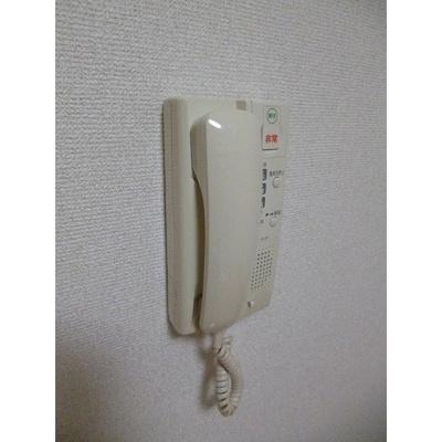 室内インターフォン