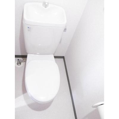 【トイレ】メゾンドロゼ