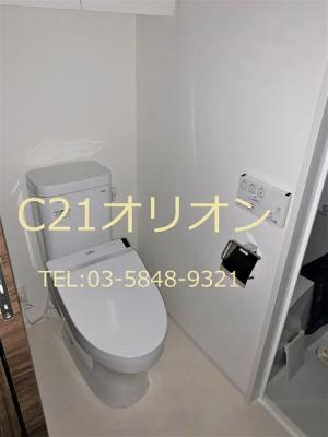【トイレ】MAXIV練馬