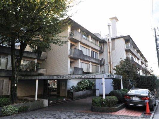【外観】川口アパートメント