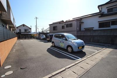 【駐車場】ボナール緑井