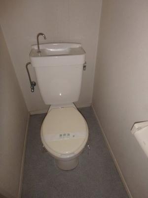 【トイレ】ムーンシャイン2番館