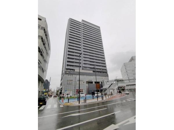 【外観】ザパークハウス本厚木タワー