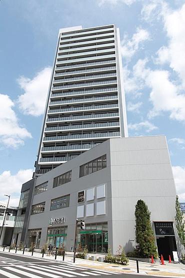 10階部分 2面バルコニー ペット相談 最寄り駅徒歩1分の好立地 住宅ローン減税適合物件
