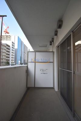 【バルコニー】フィールドイン新大阪