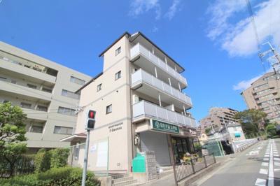 【外観】桃山台 F・2番館