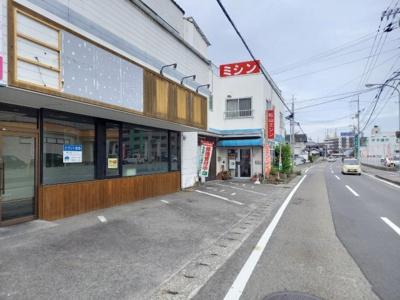 【外観】古三津門田店舗 北棟