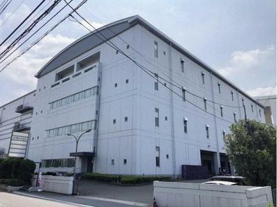 【外観】都筑区川向町 5階建倉庫