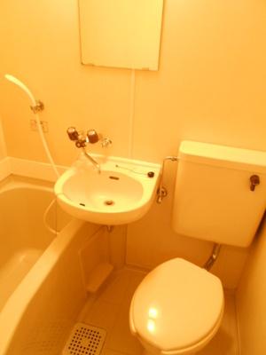 【浴室】スカイコート大森第4